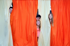 photo booth for graduation