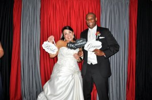 photo booth rental wedding