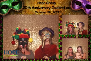 photo booth retnal